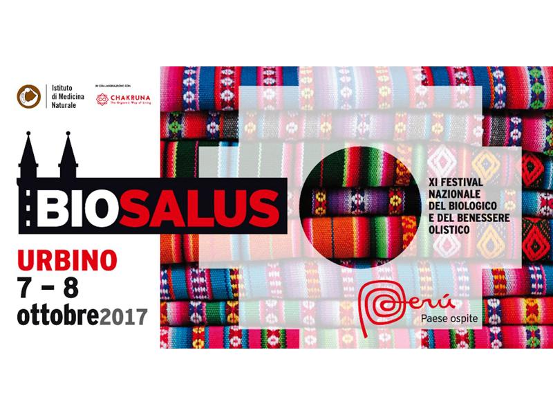 OlisticMap - BIOSALUS FESTIVAL URBINO - XI EDIZIONE