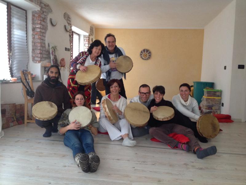 OlisticMap - Weekend Yoga & Tamburi sciamanici