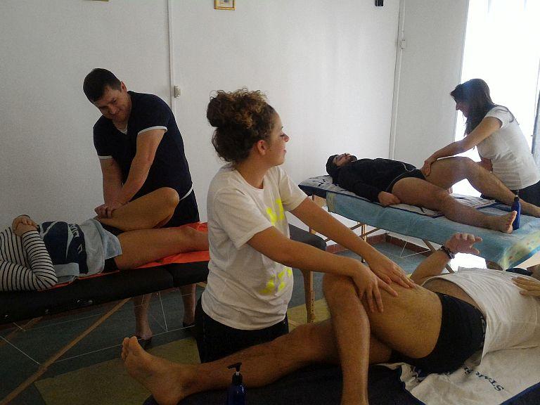 Olisticmap - Corso di massaggio FULL-BODY intensivo di 40 ore