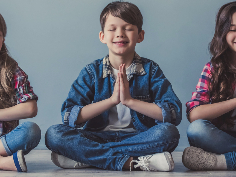 OlisticMap - Mindfulness in età evolutiva