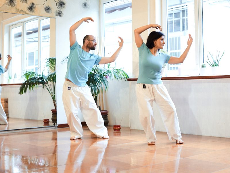 Olisticmap - Corso integrato Yoga  e Qi Gong