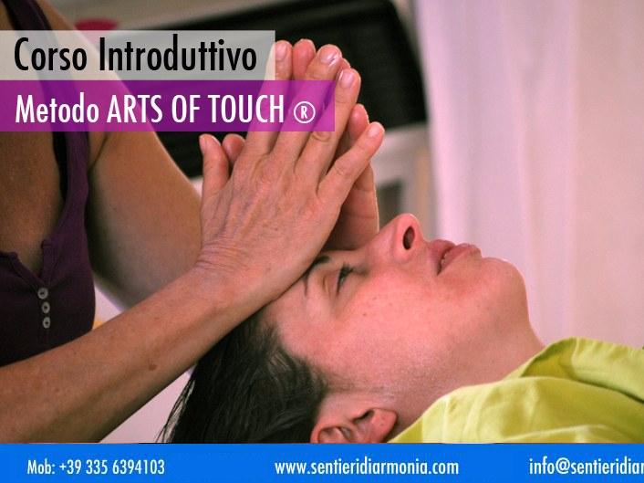 OlisticMap - CORSO INTRODUTTIVO AL METODO ARTS OF TOUCH ®