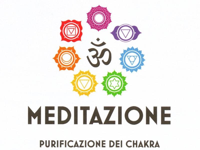 Olisticmap - Meditazione - otto incontri per la purificazione del chakra