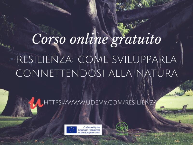 Olisticmap - Resilienza: come svilupparla connettendosi alla natura