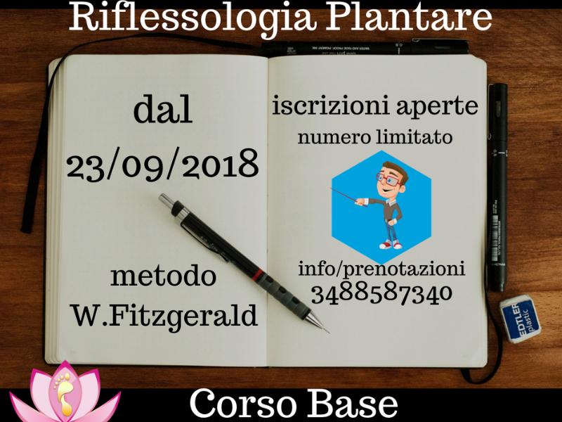 Olisticmap - Riflessologia Plantare metodo W.Fitzgerald