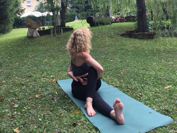 Olisticmap - Corsi di Yoga