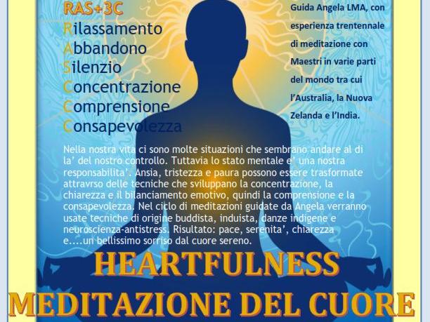 Olisticmap - HEARTFULNESS  MEDITAZIONE DEL CUORE