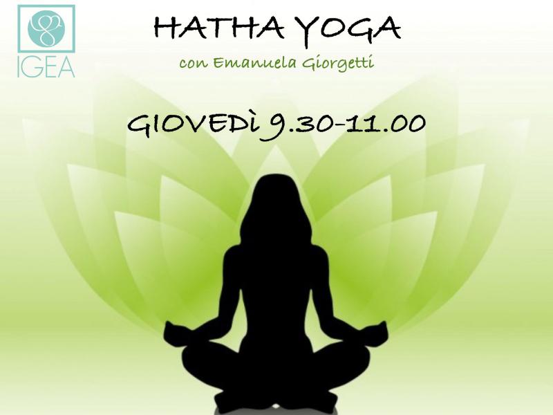 Olisticmap - Corso di Yoga