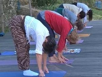 Olisticmap - Pratica d'autunno con Yoga e Qi Gong