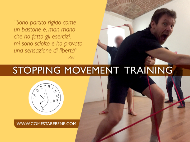 OlisticMap - Stopping Movement