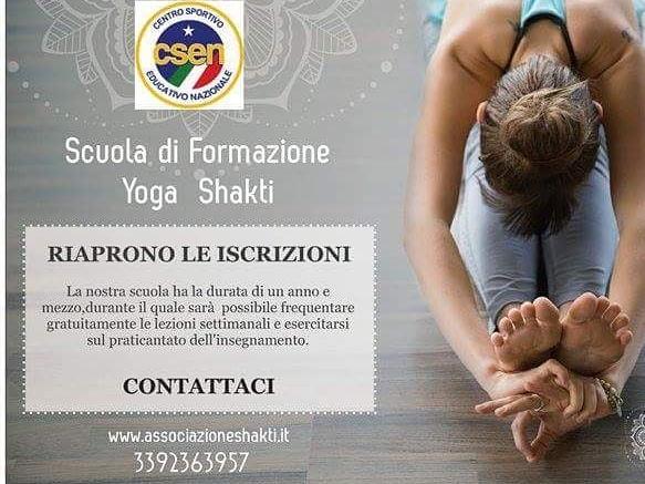 Olisticmap - Scuola di formazione insegnanti yoga shakti