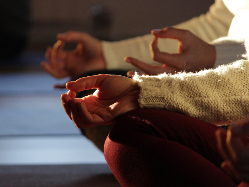 Olisticmap - Oltre gli Asana: Tecniche di Meditazione, Respirazione, Rilassamento
