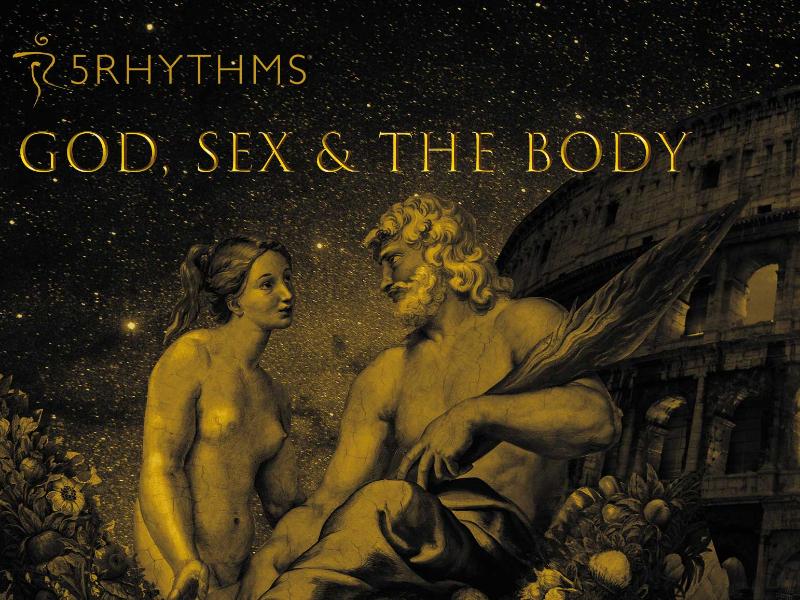 Olisticmap - God, Sex & The Body