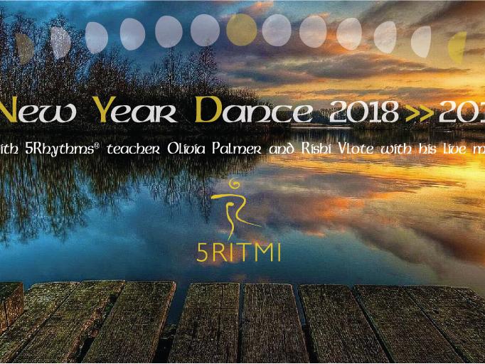 Olisticmap - New Year Dance 2018/19