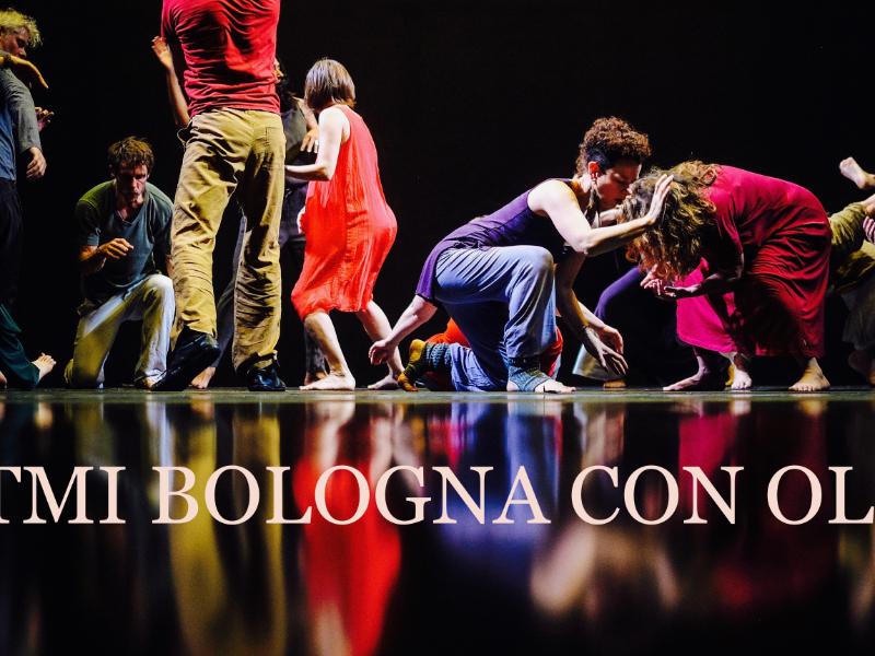 Olisticmap - 5Ritmi a Bologna con Olivia