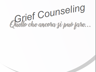 Olisticmap - GriefCounseling  Quello che ancora si può  fare . . .
