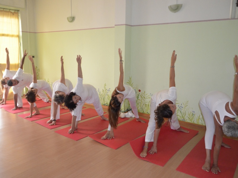 Olisticmap - Corso di Formazione per Insegnanti Yoga certificato YAI