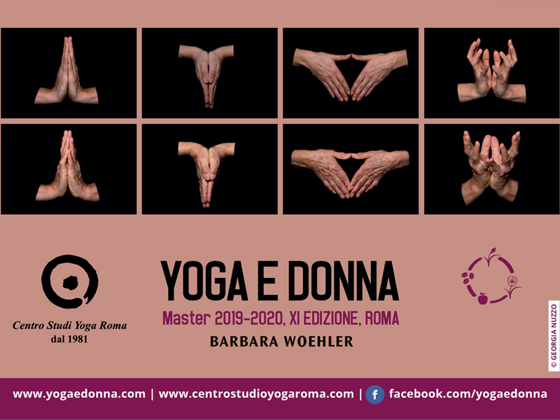 Olisticmap - Master Yoga e Donna - ROMA