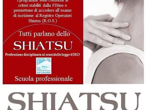 Olisticmap - Obiettivo professione Shiatsu