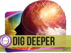 Olisticmap - Thetahealing  Dig Deeper