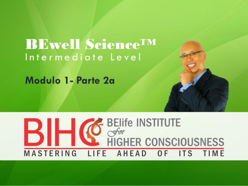 Olisticmap - BEwell Science™ Training  - 1° e 2° livello