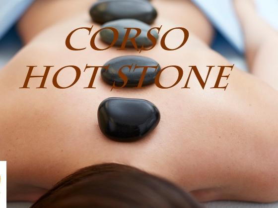 Olisticmap - Corso Hot Stone professionale stile internazionale