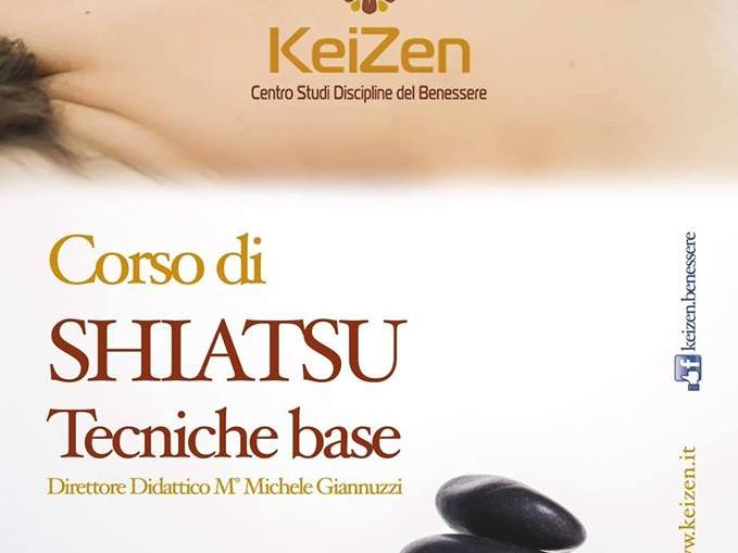 Olisticmap - MATERA- Corso di KEIZEN SHIATSU TECNICHE BASE- 2-3 e 9-10 /02/2019