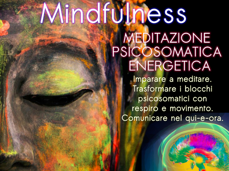 Olisticmap - Presentazione Corso di Mindfulness Psicosomatica