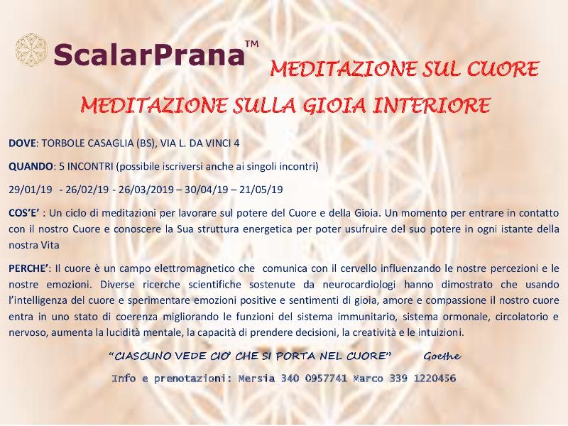 Olisticmap - ScalarPrana ™  ciclo di meditazione sulla gioia interiore e cuore