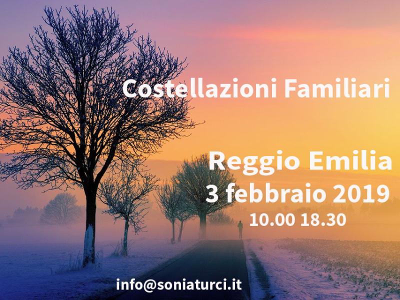 Olisticmap - Costellazioni familiari seminario