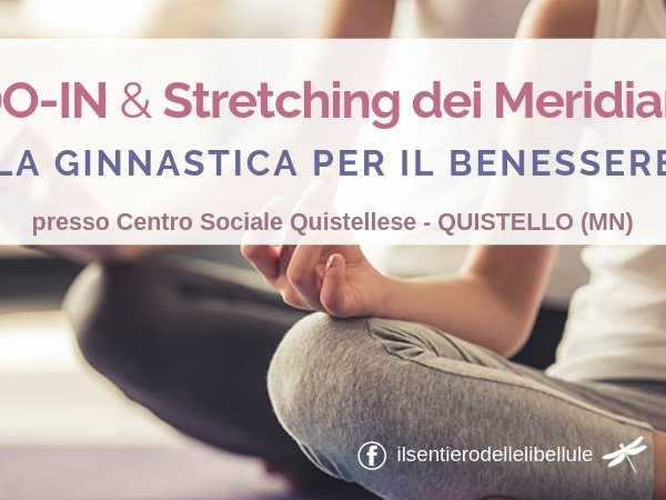 Olisticmap - Do-In e Stretching dei Meridiani