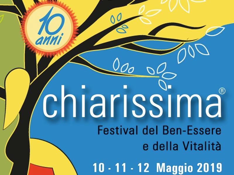 Olisticmap - CHIARISSIMA 2019 - Festival del Ben-Essere e della Vitalità