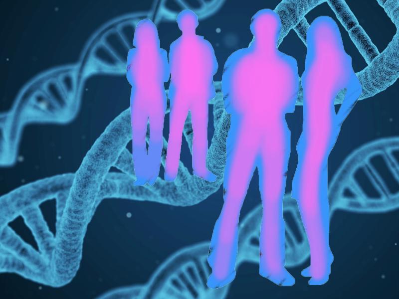 Olisticmap - COMUNICAZIONE E MEMORIE GENETICHE