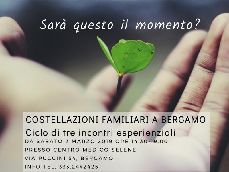 Olisticmap - Gli incontri di Costellazioni Familiari a Bergamo