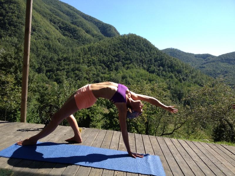 Olisticmap - Lo Yoga, antiche conoscenze per moderne visioni ritiro pasquale di Yog
