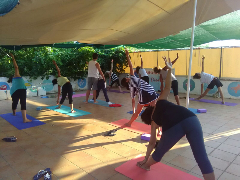 Olisticmap - Vacanza Yoga nel sud della Grecia