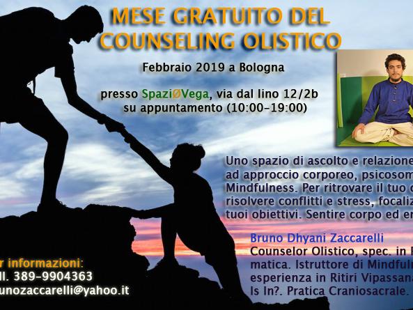 Olisticmap - Mese gratuito del Counseling Olistico
