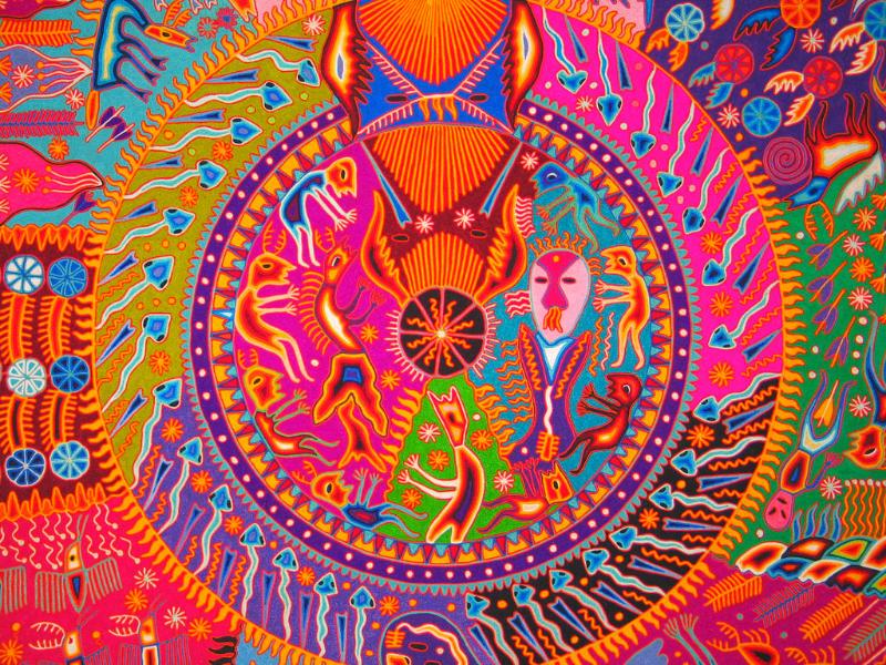 Olisticmap - Cerchio sacro, Medicina per l'anima