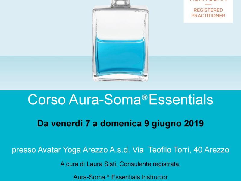 Olisticmap - Corso Aura-Soma Essentials Toscana