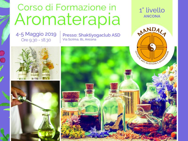 Olisticmap - Corso di Aromaterapia