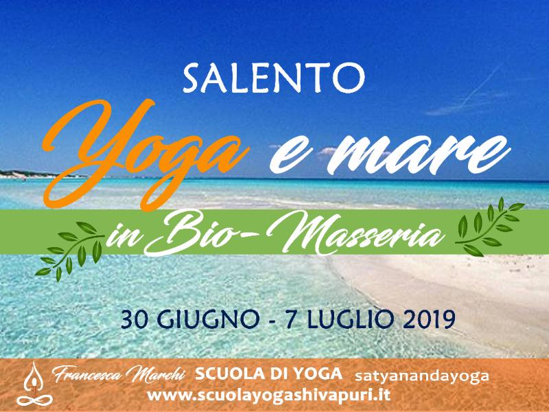 OlisticMap - Vacanza Yoga e mare in Bio-Masseria -Salento