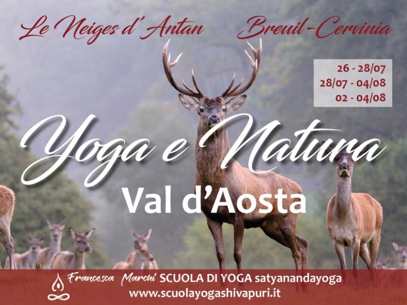 Olisticmap - Vacanza Yoga trecking e Natura in Val d'Aosta
