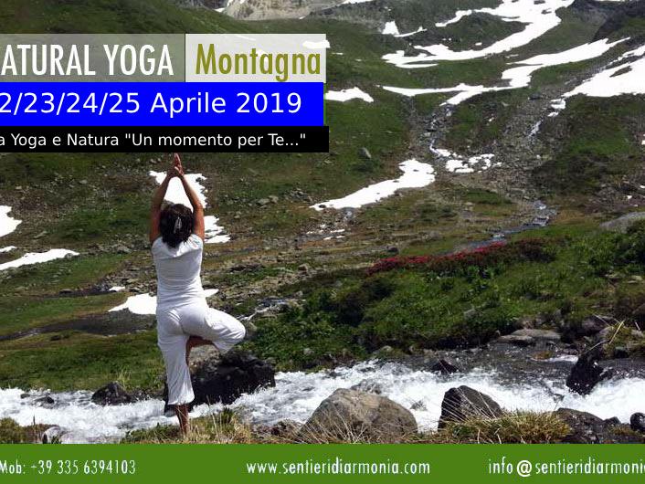 Olisticmap - Tra Yoga e Natura 22/23/24/25 Aprile 2019