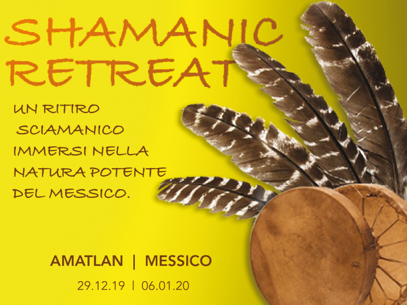 Olisticmap - Shamanic Retreat ad Amatlan - Messico