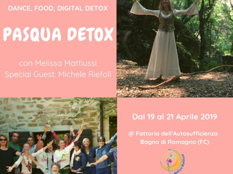 Olisticmap - Detox Pasqua 2019. Dance, Food & Digital Detox.