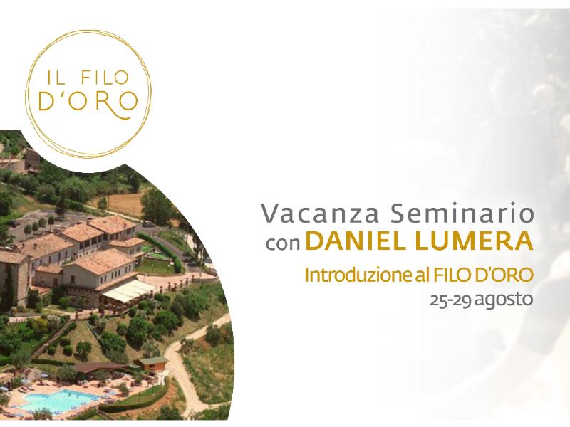 Olisticmap - Vacanza seminario con Daniel Lumera