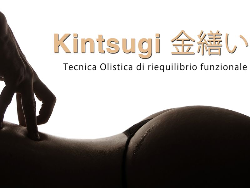 Olisticmap - Tecnica Kintsugi