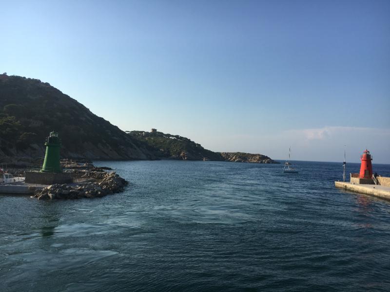 Olisticmap - Residenziale all'Isola del Giglio