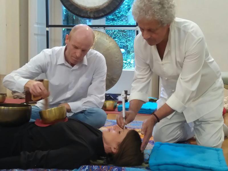 Olisticmap - Formazione Avanzata Sound Healing