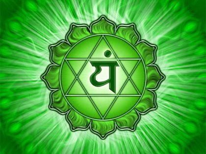 Olisticmap - Quarto chakra, apertura, accoglienza e amore